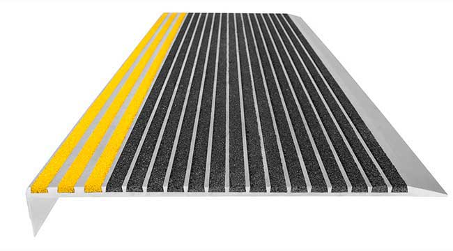 Extruded American Safety Tread With You Every Step Of The Way